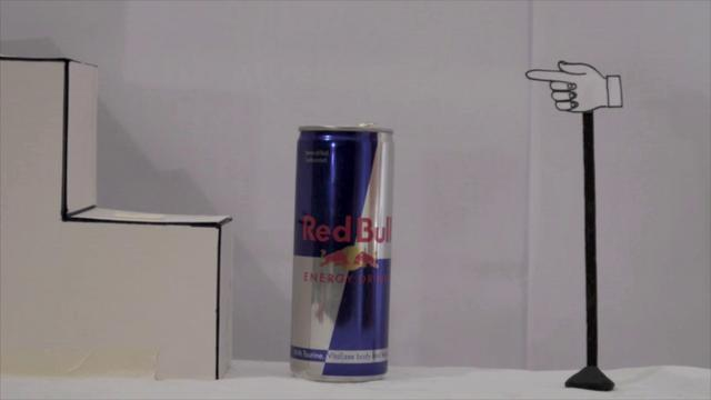 Red Bull Super Slinky