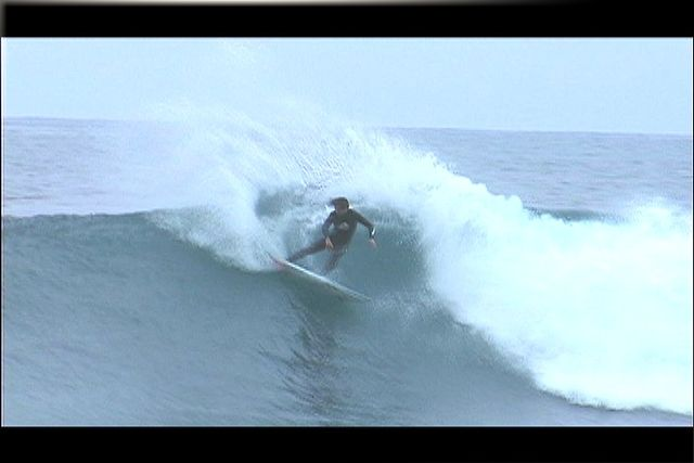 Nick Rozsa So Cal South Swell