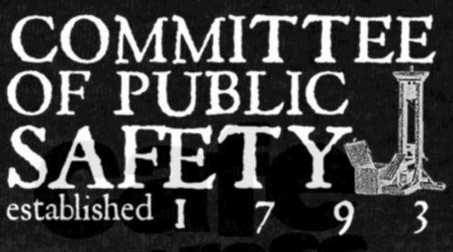 committee of public safety essay What is a safety committee and, do i need or have to have one here at affygility solutions, we perform a lot of environmental, health and safety audits for life.
