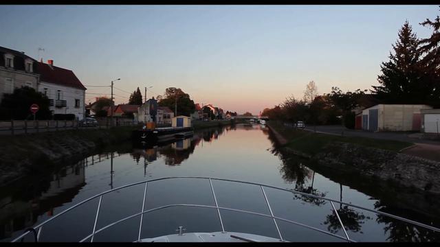 Week-end croisière fluviale @ Canal de Roanne