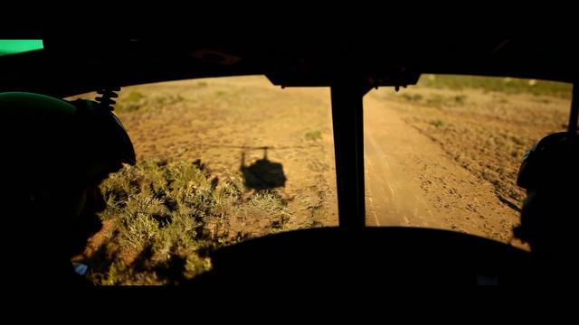 Rhinocéros volants en Afrique du Sud