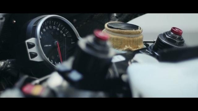 Honda Fireblade 20th Anniversary Trailer