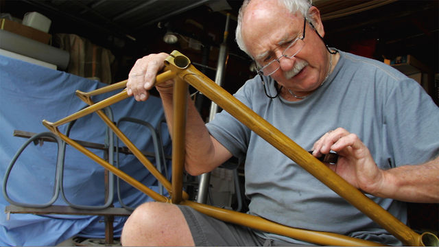 Video | Process: Woodgrain Bike Frames