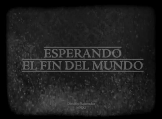 Esperando el fin del mundo fragmento on vimeo for El mundo del mueble catalogo
