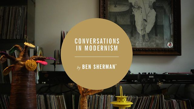 Video | Ben Sherman Conversations in Modernism