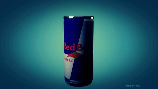 Red Bull canimation by R.B.