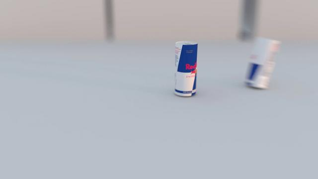 Dances with Red Bull
