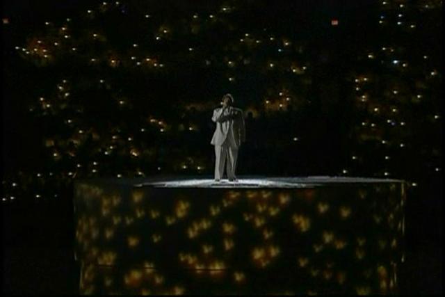 XXI Winter Olympics - K.D. Lang Performing