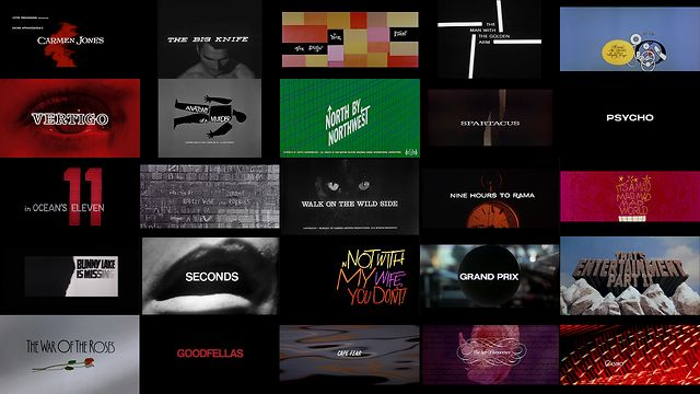 Thumbnail of video The Title Design of Saul Bass