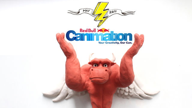 Red Bull Canimation