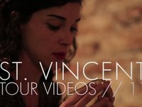 St. Vincent Tour Videos // 11