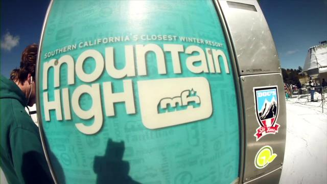 Mountain High's Drive In Series #2.1