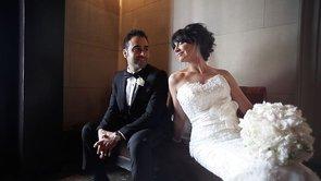 Melody akhavan wedding