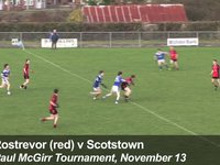 Goal of the Day - Rostrevor v Scotstown, Paul McGirr Tournament