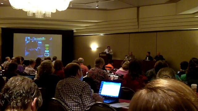 Daniel Odio at LavaCon: Smart Content, Social Engagement and Mobile Devices