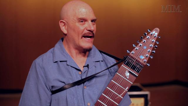 Artist Profile: Steve Adelson - The Christopher Columbus of the Chapman Stick
