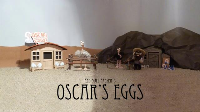 Oscar's Eggs - Red Bull Canimation entry