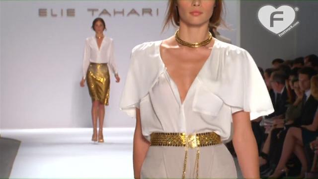 Elie Tahari - NYFW Spring/Summer 2012 - Fashion Network