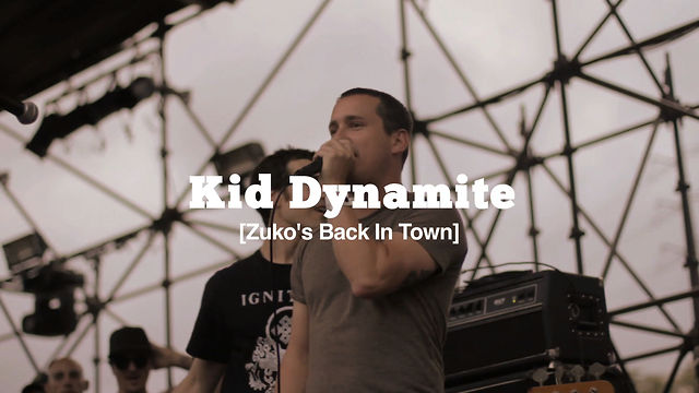 [live tv] #047 Pt. 1-3 Kid Dynamite - Zuko's Back In Town