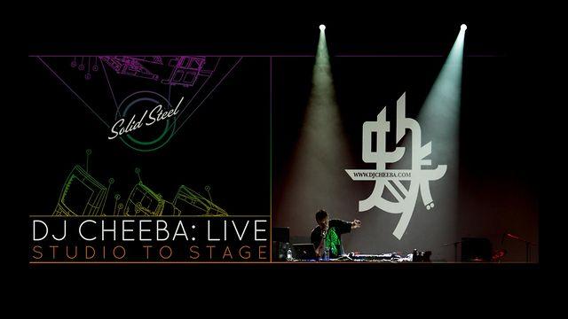 DJ Cheeba: Live