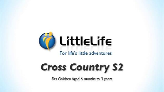 LittleLife Cross Country S2