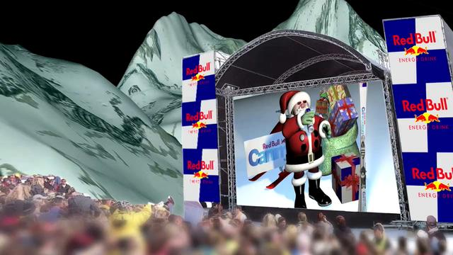 Red Bull Santa Canimation competition3.mov