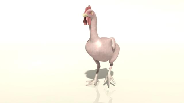 Red Bull Canimation - The Featherless Chicken