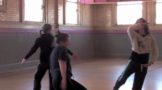 Choreographic Concerns and Relationships with Anneke Hansen