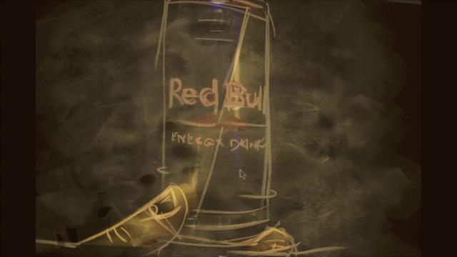 Canimation entry: Redbull; Architectural flight.