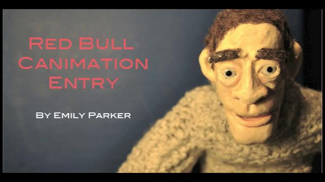 Red Bull Canimation Competition Stop-motion Entry
