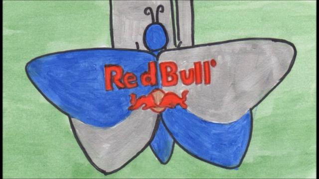 Spread Your Wings - Red Bull Canimation