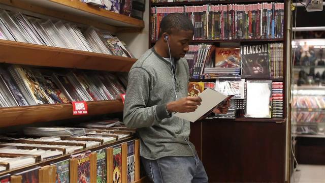 A Comic Shop Where Everyone Knows Your Name