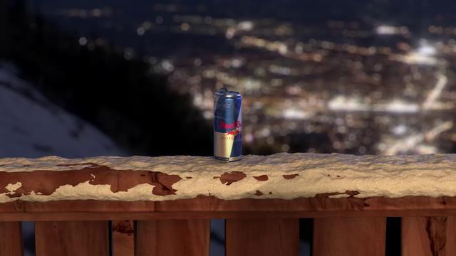 Redbull Canimation Competition - eXTREME SPORTS!