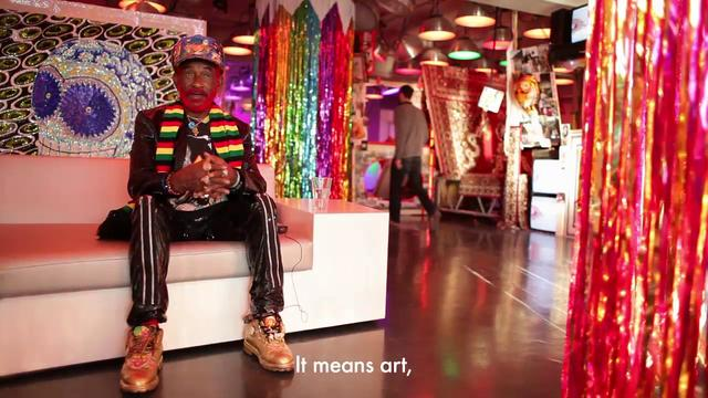 "Video: Made VISIONS OF VISIONARIES – Lee ""Scratch"" Perry"