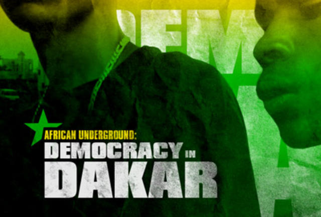 Democracy in Dakar Trailer