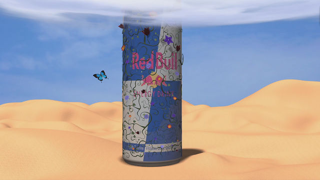 Red Bull Canimation Add