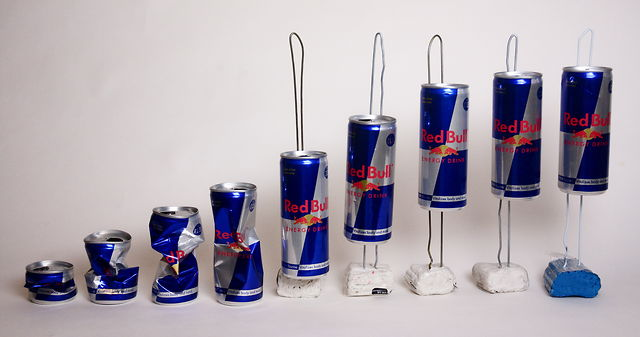 Red Bull Gives You Springs