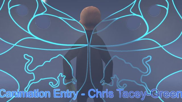 Chris Tacey-Green - Red Bull Canimation Entry
