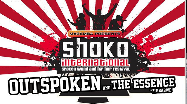 SHOKO! Festival Concert: Outspoken &amp; The Essence (Zimbabwe)