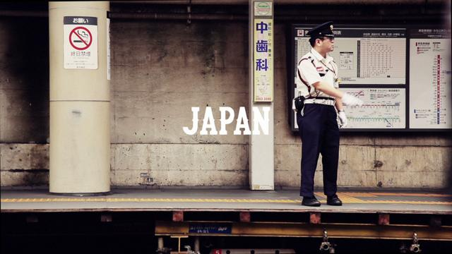 "Video | Edwin Denim ""Made in Japan"""