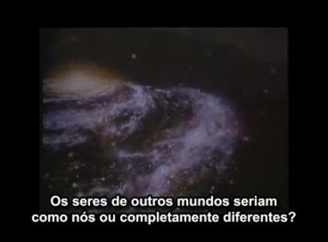 CARL SAGAN-COSMOS-02-Uma voz na sinfonia cosmica-Parte1