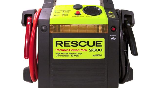 Rescue®Portable Power Pack 2600