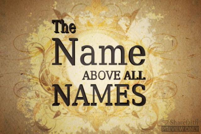 he name video: