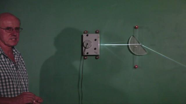 Blackboard Optics - Total Internal Reflection