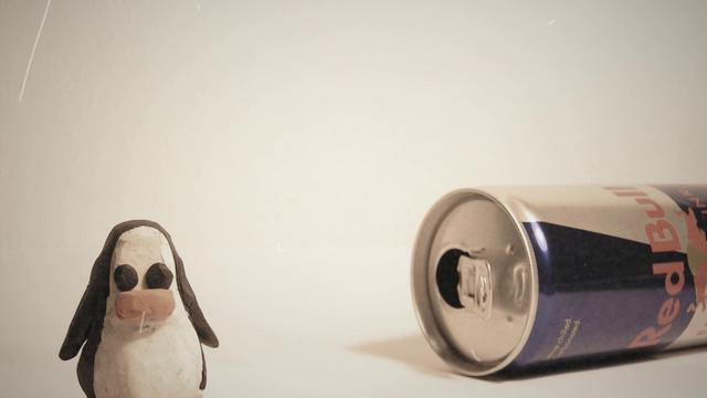 Redbull Canimation - Penguin