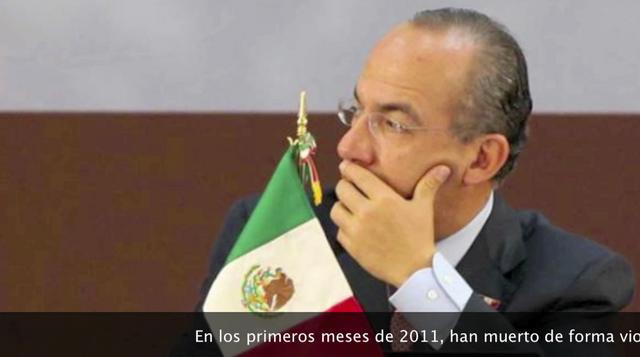"""""""No despierten a México bronco"""""""