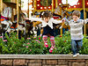 Taking Twins to the Park: A Children's Portrait in Scottsdale, Arizona
