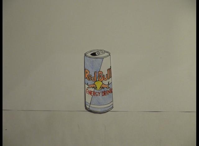 red bull canimation finished