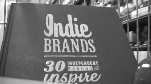 Book trailer Indie Brands