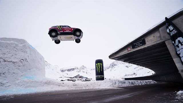 Guerlain Chicherit : MINI // MONSTER ENERGY